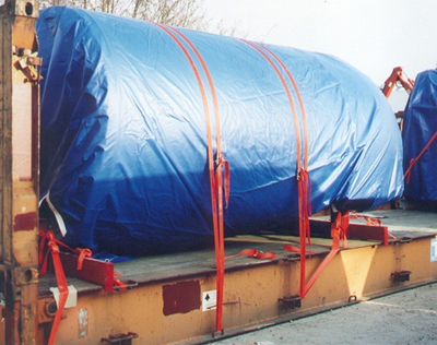 Shipping Container Cargo Nets Manufacturer in Chennai